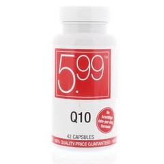 5.99 Q10 (42 capsules)