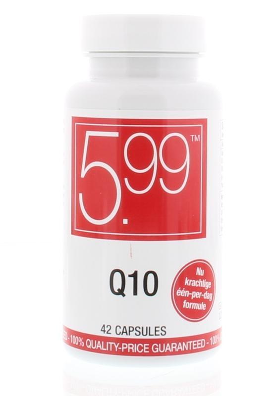 5.99 5.99 Q10 (42 capsules)