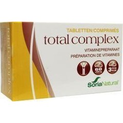Soria Total complex (60 tabletten)