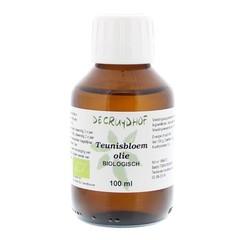 Cruydhof Teunisbloemolie vloeibaar bio (100 ml)