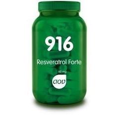 AOV 916 Resveratrol Forte 54 mg (60 capsules)
