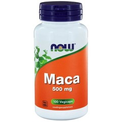 NOW Maca 500 mg (100 vcaps)