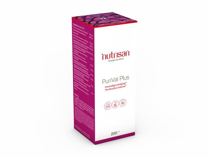 Nutrisan PuriVal Plus (200 ml)