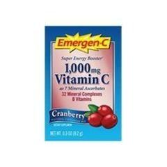 Bophar Emergen-c cranberry (30 sachets)