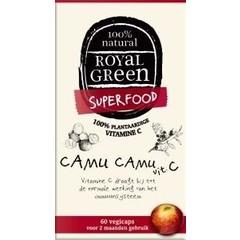 Royal Green Camu camu vitamine C (60 vcaps)