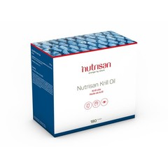 Nutrisan Krill oil (180 licaps)