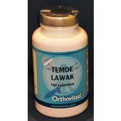 Orthovitaal Temoe lawak (180 tabletten)
