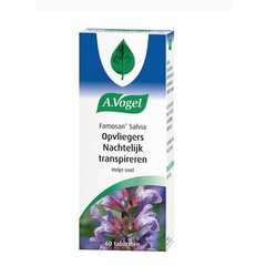 A Vogel Famosan salvia (60 tabletten)