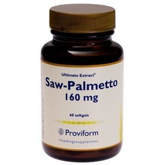 Proviform Saw palmetto 160 mg (60 softgels)