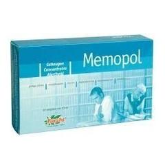 Plantapol Memopol 10 ml (20 ampullen)