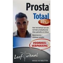 Leef Vitaal Prosta totaal 40+ (90 tabletten)