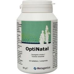 Metagenics Optinatal (60 tabletten)