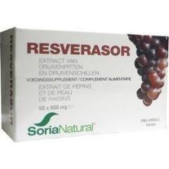 Soria Resverasor OPC's 600 mg (60 tabletten)