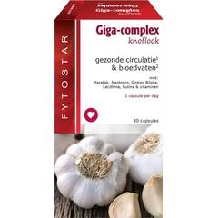 Fytostar Giga complex knoflookformule (80 capsules)