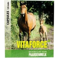 Vitaforce Paardenmelk capsules (120 capsules)