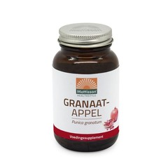 Mattisson Granaatappel 500 mg (60 tabletten)