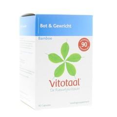 Vitotaal Bamboe (90 capsules)