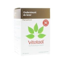 Vitotaal Mariadistel (90 capsules)