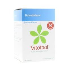 Vitotaal Duivelsklauw (90 capsules)