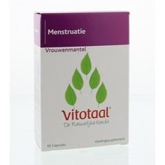 Vitotaal Vrouwenmantel (45 capsules)
