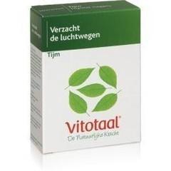 Vitotaal Tijm (45 capsules)