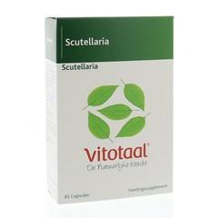 Vitotaal Scutellaria (45 capsules)