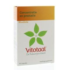 Vitotaal Rhodiola (45 capsules)