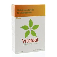 Vitotaal Maca (45 capsules)