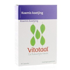 Vitotaal Koemis koetjing (45 capsules)