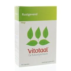 Vitotaal Hop (45 capsules)