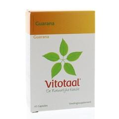 Vitotaal Guarana (45 capsules)