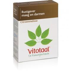 Vitotaal Citroenmelisse (45 capsules)