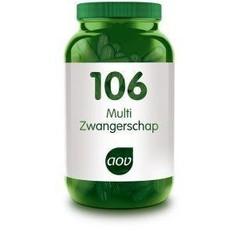 AOV 106 Multi Zwangerschap (60 capsules)