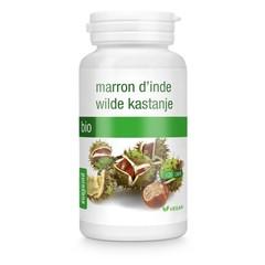 Purasana Bio wilde kastanje 240 mg (120 vcaps)