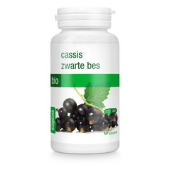 Purasana Bio zwarte bes 300 mg (120 vcaps)