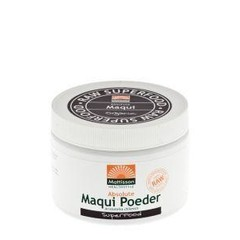 Mattisson Absolute maqui poeder raw bio (125 gram)