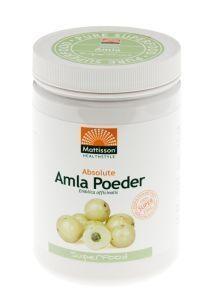 Mattisson Absolute amla poeder (250 gram)