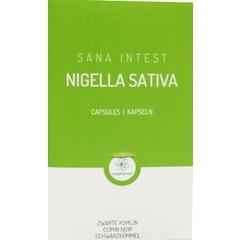 Sana Intest Zwarte komijn nigella sativa capsules (90 capsules)
