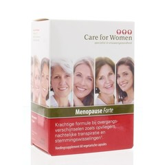 Care For Women Menopause forte (60 capsules)
