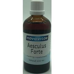 Nova Vitae Aesculus forte (paardekastanje) (100 ml)