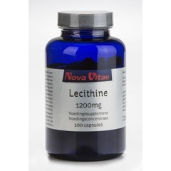 Nova Vitae Lecithine 1200 mg (100 capsules)