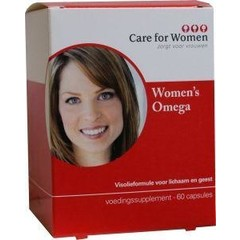 Care For Women Womens omega (60 capsules)