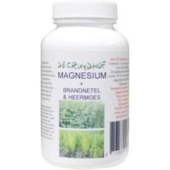 Cruydhof Magnesium & brandnetel & heermoes (110 tabletten)