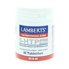 Lamberts 5 HTP 100 mg (griffonia) (60 tabletten)
