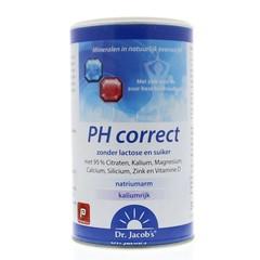 Dr. Jacob's PH Correct (300 gram)