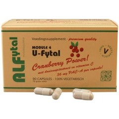 Alfytal U-Fytal Cranberry Power (90 vcaps)