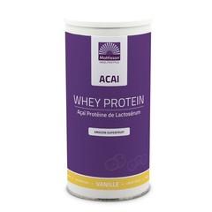 Mattisson Acai whey protein vanille (450 gram)