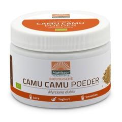 Mattisson Camu camu poeder biologisch (120 gram)