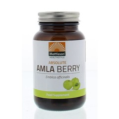 Mattisson Absolute amla berry extract 500 mg (60 vcaps)