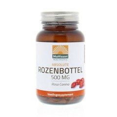 Mattisson Absolute rozenbottel 500 mg (90 capsules)